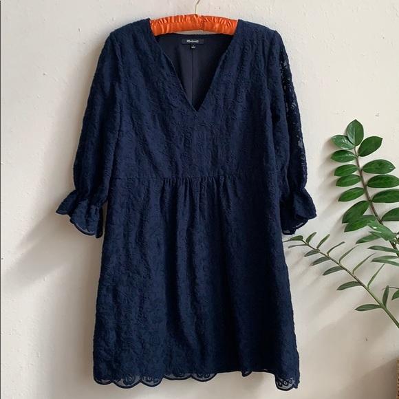 Madewell Dresses & Skirts - 🦋 Madewell Lacy Dress